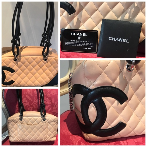 8e5c16522521 CHANEL Quilted Calfskin Cambon Ligne Bowler. M_5a89b77efcdc31f9663ad254